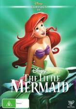 The Little Mermaid (1989) (Disney Classics 22)  - DVD - NEW Region 4