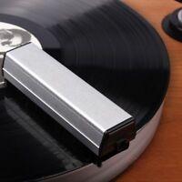 Carbon Fiber Vinyl Record Cleaning Cleaner Anti Static Velvet Pad Brush Audio UK