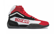 SCARPA KART  SPARCO GAMMA  MOD KB-4 TAG 41 ROSSO/BIANCO RED/WHITE ENDURANCE