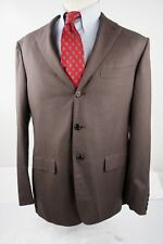 Enrico Monti Sport Coat with Holland and Sherry Dragonfly Super 140's Size 46R
