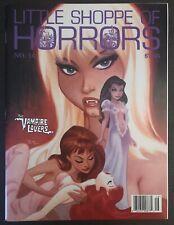Little Shoppe of Horrors #16 Bruce Timm 2004 Comic Book Magazine