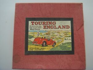 This is an original Touring England game perhaps pre war in nice box and board.