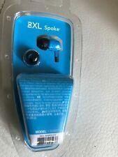 2XL Spoke Skullcandy Noise Isolating In-Ear Earbud/Headphone Model:X2SPZ Blue