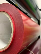 "20"" Red 240ft Specialty Materials Thermoflex TURBO HTV Heat Transfer Vinyl"