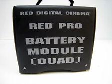 New PRO BATTERY MODULE (QUAD) RED Digital Cinema Original Product 720-0006