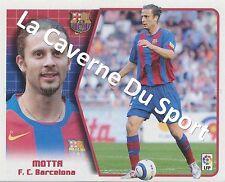 N°120 THIAGO MOTTA # ITALIA FC.BARCELONA STICKER PANINI ESTE LIGA 2006