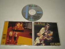 Stevie Ray Vaughan & Trouble Double/Live Alive (Epic/466839 2) CD Album