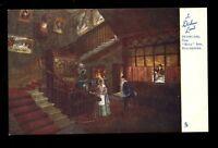 Kent DICKENS Land Bull Inn Rochester Tuck Oilette #1164 PPC