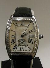 Elini Watch WB22348TBK Dolce Diamond Stainless Steel Case Women's Watch
