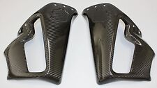 Harley-Davidson VRSCF V-Rod Muscle 2009-2017 Side Panels - Carbon Fiber