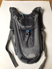 Outdoor Products Hydration Pack Cycling Hiking Day Backpack Grey no bladder