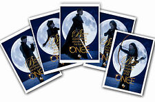 ONCE UPON A TIME - SET OF 5 - A4 POSTER PRINTS # 2
