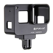 PULUZ Housing Shell CNC Aluminum Alloy Protective Frame Cage For GoPro HERO5,