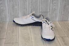 New Balance Minimus Golf Shoes-Men's size 10.5 D White/Navy