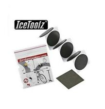 Icetoolz Bicycle Bike Tire Puncture Repair Glueless Patch, AD9