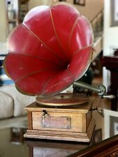 Standard Model A Phonograph Record Horn Player