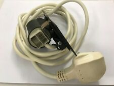 HOTPOINT INDESIT WASHING MACHINE MAINS CABLE AND SUPRESSOR 411612431