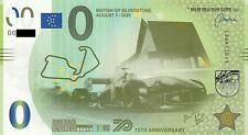 MEMOEURO Schein British GP Silverstone 138/1 memo euro schein
