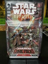 Star wars Comic Pack Anakin Skywalker And Assassin Droid