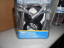 """Reese 40"""" Towing Safety Cables Part# 72737, 5000lb Pull Strength Trailer *NEW*"""