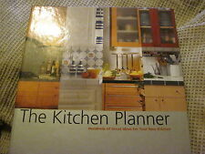 The Kitchen Planner 100s of Ideas for Your Kitchen by Ardley (1999, Hardcover)