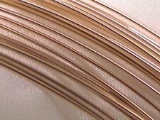 14KT GOLD FILLED WIRE, SOFT, ROUND WIRE, 26GA, SOLD BY THE FOOT