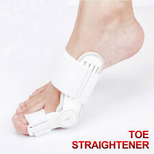 Bunion Corrector Hammer Toe Splint Straightener Orthopedic Brace Valgus Hallux z