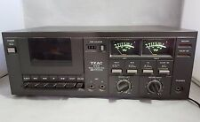 TEAC A-103 Stereo Cassette Deck Tape Player As-Is