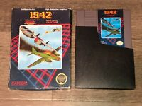 1942 Nintendo Nes w/Box Authentic