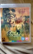 ZOMBIE FLESH EATER   BLU-RAY 2 DISC  LUCIO FULCI  REGION B  NEW BUT NOT SEALED