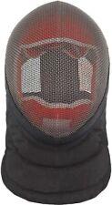 "Rawlings Pr7012 Red Dragon Fencing Mask Black 28-29"" - Size Xlarge"
