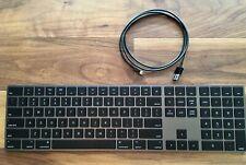 Apple Magic Keyboard with Numeric Keypad - US English - Space Gray
