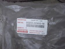 BRAND NEW 00200-32950-16 FITS TOYOTA CAMRY OEM OAK CARPETED FLOOR MATS 1997-2001