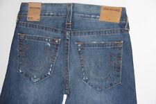 True Religion Men  Rocco Classic Slim  Denim Jeans 29 x 34 M24J60NLX4