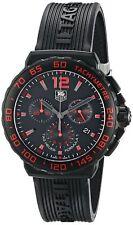 TAG Heuer Men's CAU111D.FT6024 Formula 1 Analog Display Quartz Black Watch