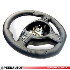 Tuning Abgeflacht Lederlenkrad BMW X5 E39 E46 Lenkrad  Multifunktion Carbon