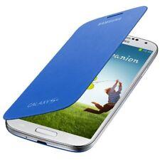 Samsung Custodia originale Flip Cover a libro Book Case per Galaxy S4 i9500 Blu