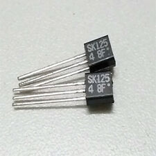 1PCS  NEW   2SK125  2SK125-4  SK125  SK125-4  TO-92  High frequency transistor