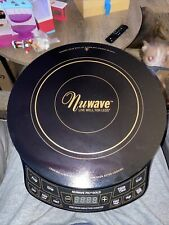 Nuwave Precision Induction Cooktop Gold - Hot Plate - Model #30201