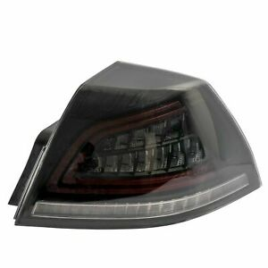 Fit For Holden VE Commodore Series 1&2 Sedan LED Tailights Sequential Blinker