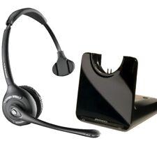 Refurbished Plantronics Savi CS510 Mono Headband Wireless Desk Telephone Headset