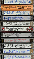 Grateful Dead Tapes - Live 1989