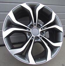 """19"""" Jantes pour BMW X5 X6 E70 E71 F15 F16 336 5x120 9J ET48"""
