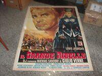 Il Grande Rebelde Manifesto 2F Original 1962