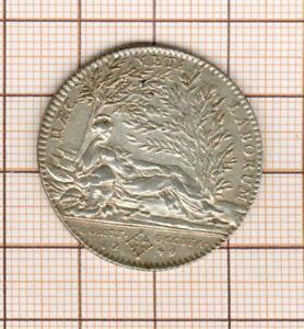 jeton argent Louis XV états du Languedoc 1749