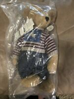 "Vintage Boyds Bear Patriotic Teddy 16""  The Archive Collection"