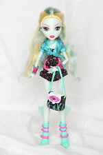 MONSTER HIGH LAGOONA BLUE ferraglia Ghouls Night Out