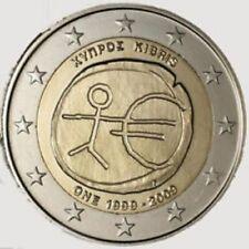Cyprus 2009 2 euro commemo EMU UNC uit de rol !!!
