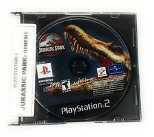 Jurassic Park: Operation Genesis (Sony PlayStation 2, 2003) PS2 Game Only
