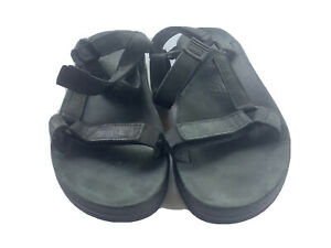 Teva Leather  Sandals 9 Strappy shoes Sport Active Vibram Soles USA Made